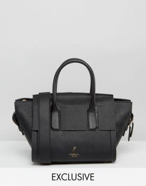 Fiorelli Небольшая сумка-тоут Hudson. Цвет: черный