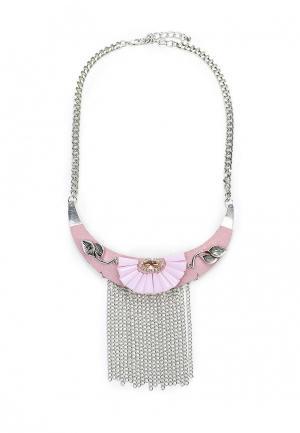 Колье Kameo-Bis. Цвет: розовый