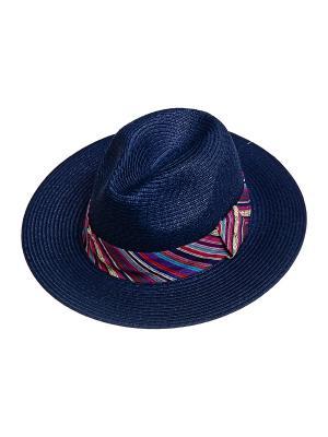 Шляпа Kameo-bis. Цвет: синий, фиолетовый, желтый