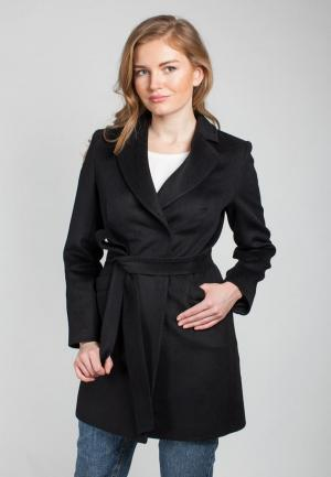Пальто SHARTREZ. Цвет: черный