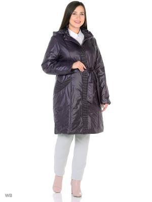 Пальто CATTAIL WILLOW. Цвет: серо-коричневый