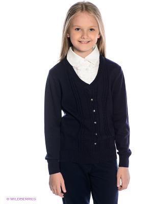 Пуловер PELICAN. Цвет: темно-синий, белый