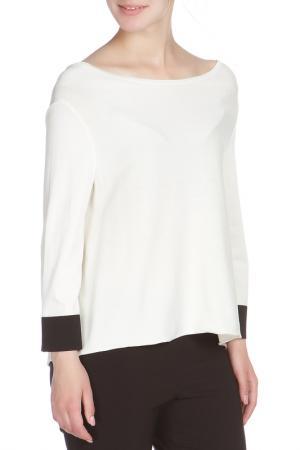Джемпер Liviana Conti. Цвет: бело-черный