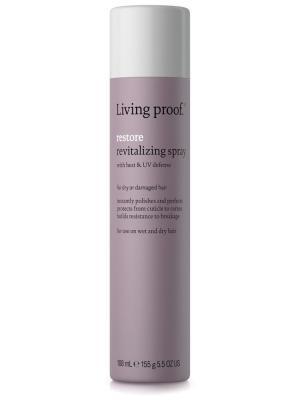 Спрей восстанавливающий Living Proof. Цвет: розовый