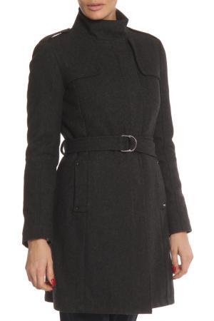 Пальто C.N.C.. Цвет: темно-серый
