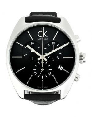 Наручные часы CK CALVIN KLEIN. Цвет: черный