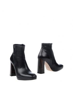 Полусапоги и высокие ботинки FARRUTX. Цвет: черный