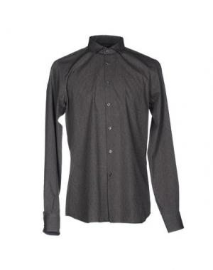 Pубашка STILOSOPHY INDUSTRY. Цвет: серый