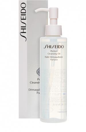Очищающее масло для кожи Shiseido. Цвет: бесцветный