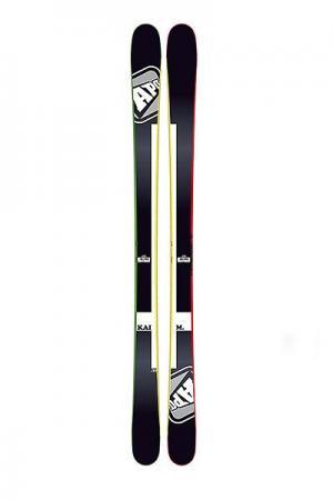 Горные лыжи  Kai Pro 171 Black Apo. Цвет: черный