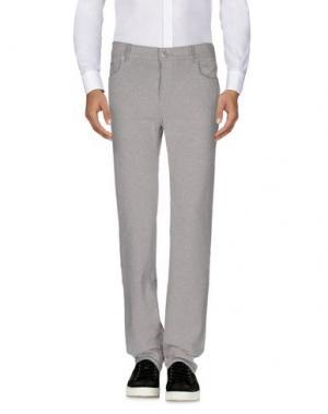 Повседневные брюки CHARAPA. Цвет: серый