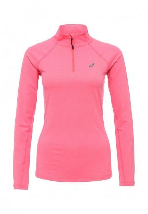 Лонгслив спортивный ASICS. Цвет: розовый