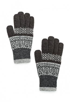 Перчатки Maxval. Цвет: коричневый