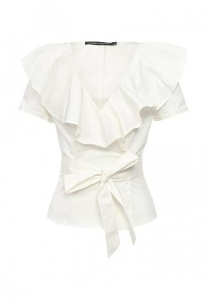 Блуза Isabel Garcia. Цвет: белый