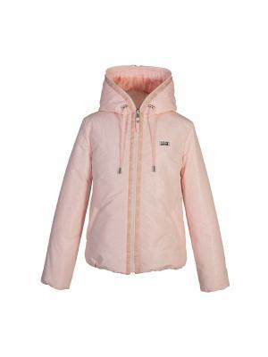 Куртка Stillini. Цвет: бледно-розовый