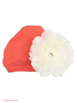 Бандана Jane Flo. Цвет: коралловый