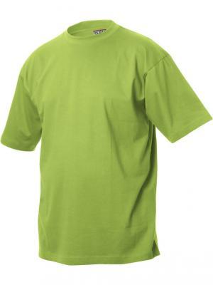 Футболка Classic-T Clique. Цвет: зеленый, светло-зеленый