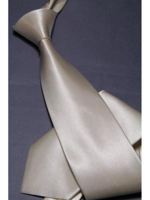 Галстук Fayzoff-SA. Цвет: светло-бежевый