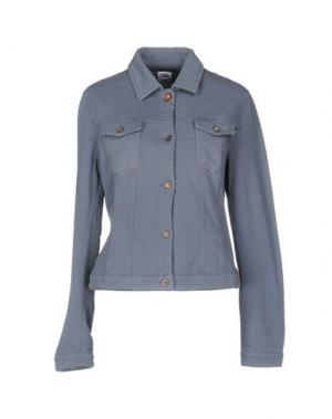 Куртка NOVEMB3R. Цвет: серый