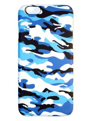 Чехол для iPhone 6/6s Lola. Цвет: синий, белый, черный