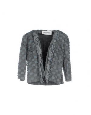 Пиджак CABAN ROMANTIC. Цвет: серый