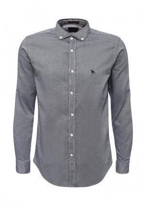 Рубашка Frank NY. Цвет: серый