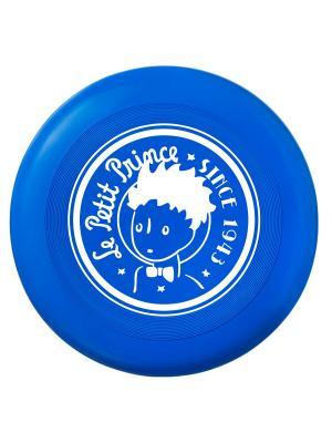 Летающая тарелка Маленький Принц. Цвет: синий
