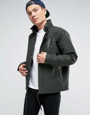 Franklin & Marshall Спортивная куртка and. Цвет: зеленый