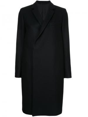 Classic long coat The Reracs. Цвет: чёрный