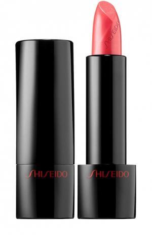 Губная помада Rouge Rouge, оттенок RD309 Shiseido. Цвет: бесцветный