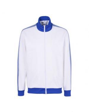 Спортивный костюм ADIDAS ORIGINALS. Цвет: белый
