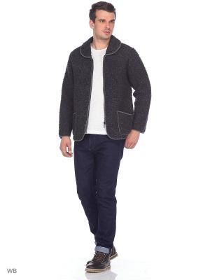 Куртка ALWERO. Цвет: черный