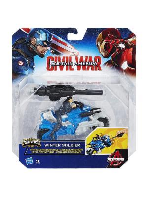 Боевая машина Мстителей Hasbro. Цвет: синий, голубой