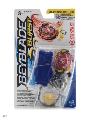Бейблэйд: Волчок с пусковым устройством Hasbro. Цвет: синий, темно-синий