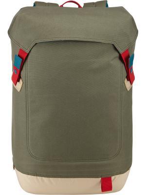 Рюкзак Case Logic Larimer для ноутбука 15 6. Цвет: темно-зеленый