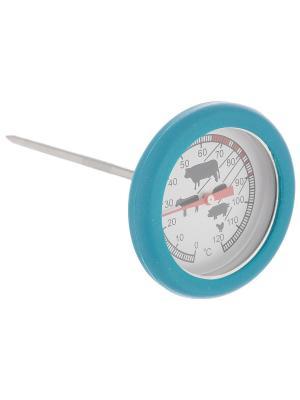 Термометры для стейка Sagaform. Цвет: голубой
