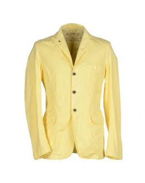Пиджак AR AND J. Цвет: желтый