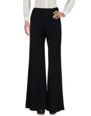 Повседневные брюки IVAN MONTESI. Цвет: черный