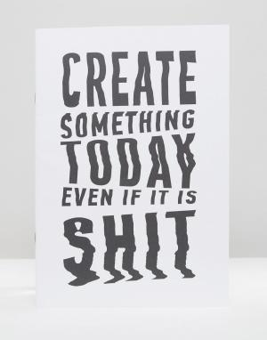 OHH DEER Блокнот Create Something. Цвет: мульти