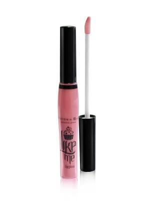 Блеск для губ Like Me №250 Victoria Shu. Цвет: персиковый