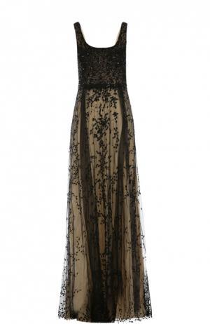 Вечернее платье Basix Black Label. Цвет: черный