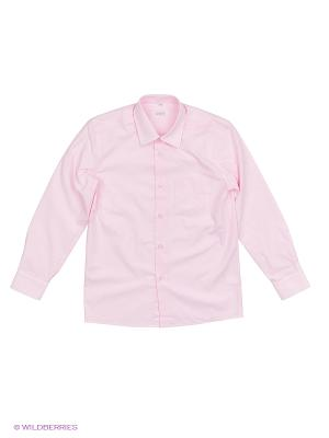 Рубашка Cleverly. Цвет: розовый