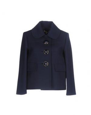 Пиджак MICHAEL KORS COLLECTION. Цвет: темно-синий