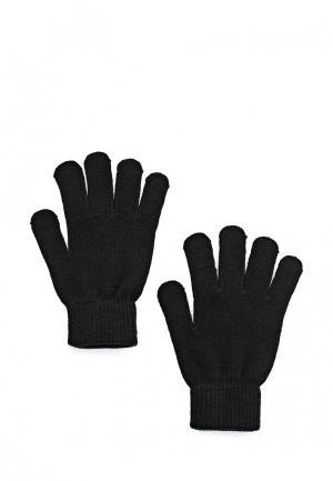 Перчатки Pieces. Цвет: черный