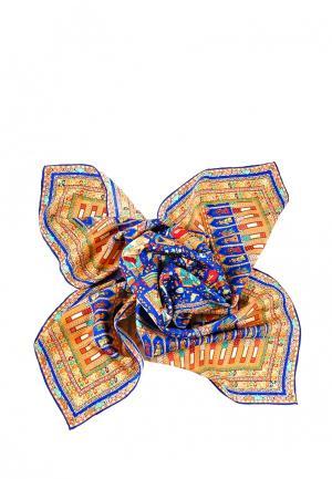 Платок Piero. Цвет: синий