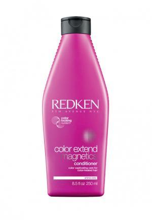 Кондиционер Color Extend Magnetics Redken. Цвет: розовый