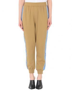 Повседневные брюки SAMSØE Φ. Цвет: верблюжий