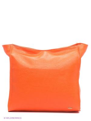 Сумка Svetski. Цвет: оранжевый
