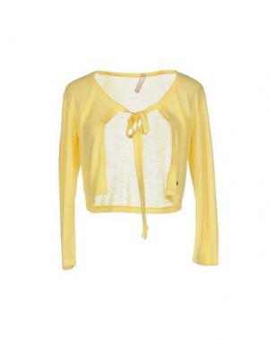 Болеро FLY GIRL. Цвет: желтый