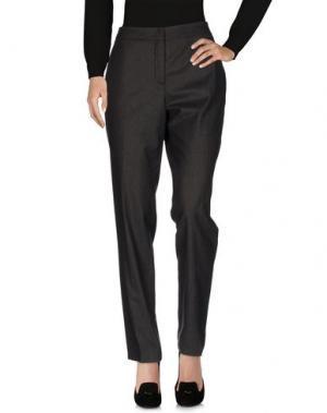 Повседневные брюки COLOMBO. Цвет: стальной серый